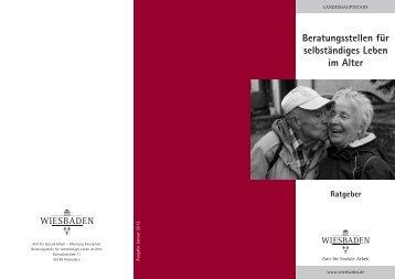 Beratungsstellen für selbständiges Leben im Alter - Wiesbaden ...