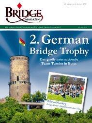August 2011 - Deutscher Bridge-Verband e.V.