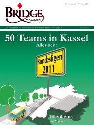 Februar 2011 - Deutscher Bridge-Verband e.V.
