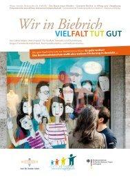 Wir in Biebrich - Vielfalt tut gut in Wiesbaden-Biebrich