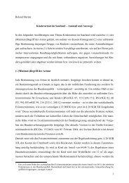 1 Roland Merten Kinderarmut im Saarland – Ausmaß und Auswege ...