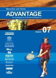 advantage_2007 - TCBW Wiesbaden
