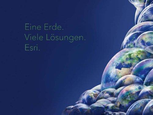 QA-Framework von Esri Schweiz - Esri Deutschland GmbH