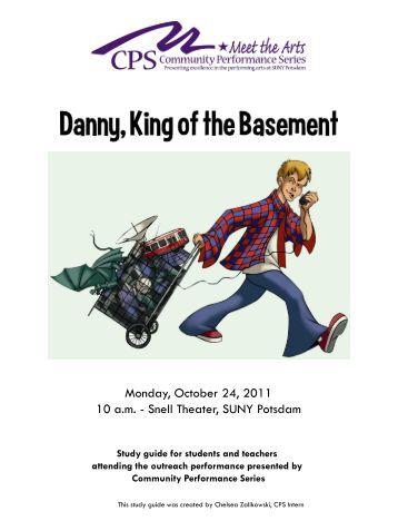 danny king of the basement suny potsdam