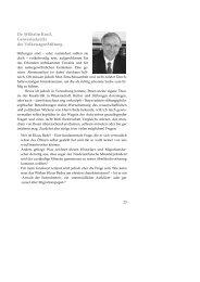 Dr. Wilhelm Krull, Generalsekretär der ... - Klaus J. Bade