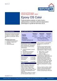 Epoxy OS Color