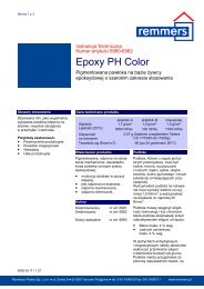 Epoxy PH Color