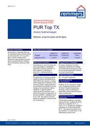 PUR Top TX (nr art. 6330)