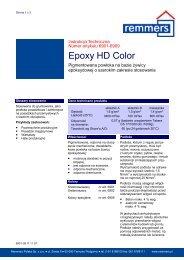 Epoxy HD Color