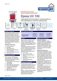 Epoxy UV 100