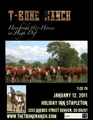 7:30 pm January 12, 2011 Holiday Inn Stapleton - Ag Mail USA