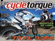 download as a pdf - Cycle Torque
