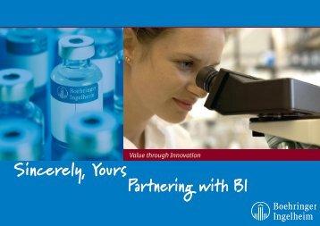 Immunology/Inflammation - Sincerely Yours - Boehringer Ingelheim