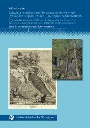 Geowissenschaften und Bergbaugeschichte in der Dreiländer-Region