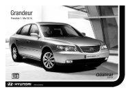 Grandeur - Hyundai