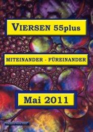 Mai 2011 - Viersen 55plus Miteinander-Füreinander