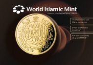 Is there an alternative to banking? - World Islamic Mint
