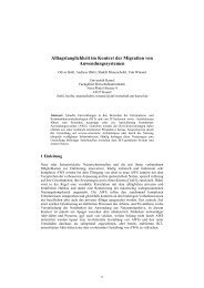 Alltagstauglichkeit im Kontext der Migration von ...