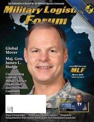 Global Mover Maj. Gen. James L. Hodge - KMI Media Group