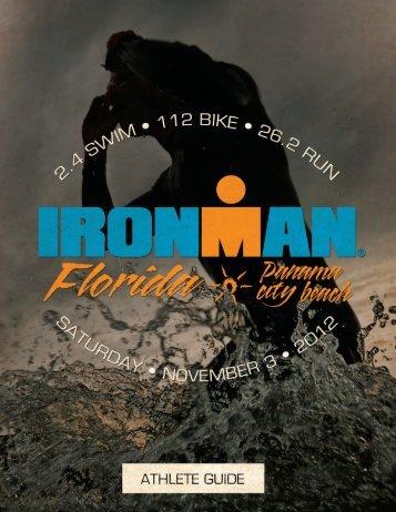 Athlete Guide - IRONMAN Florida