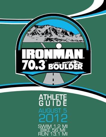 Colorado - Ironman Triathlon