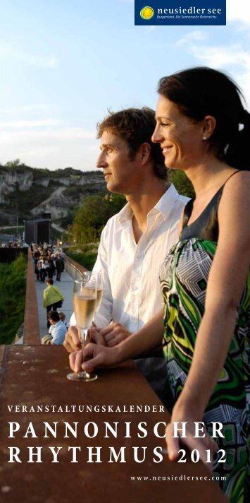 Veranstaltungen am Neusiedler See 2012 - Illmitz
