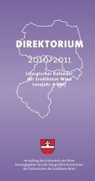 direktorium 2010/2011 direktorium 2010/2011