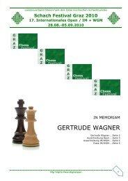 Schach Festival Graz 2010 17. Internationales Open ... - Steiermark