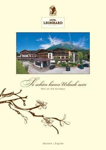 Image Folder - Hotel Leonhard