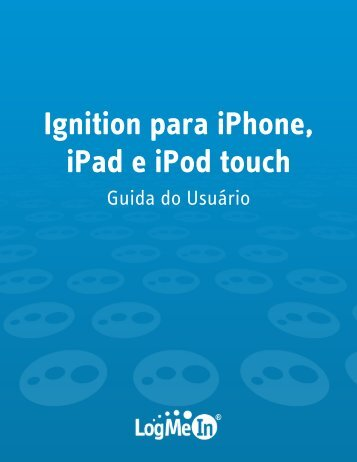 Ignition para iPhone, iPad e iPod touch - LogMeIn