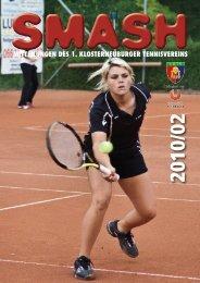 Clubmeister- schaft 2010 Alle Neune: Senioren - 1. KTV