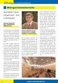 Amtliche Mitteilung der Marktgemeinde AM KOBERNAUSSERWALD - Seite 2