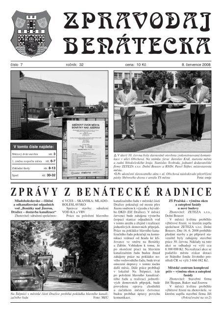Seznmen Bentky nad Jizerou | ELITE Date