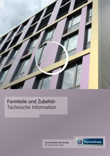 Formteile und Zubehör - ThyssenKrupp Steel Europe AG ...