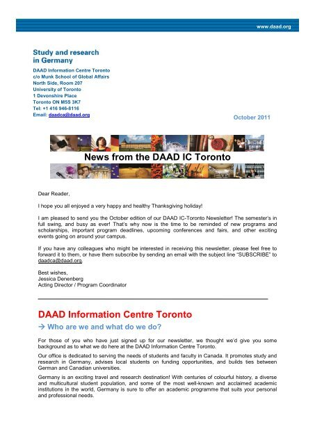 DAAD Bangladesh | Website of the DAAD Information Centre in