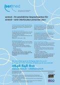 info - Schweizer Physiotherapie Verband - Page 2