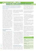 info - Schweizer Physiotherapie Verband - Page 6