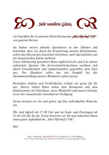 Speisekarte 04.2012 franz. - deutsch.pdf - Alter Pfarrhof 1740