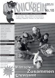 Ganzes Heft als PDF (1,9 MB) - Knickbein