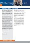 Meine eigene Bank - Winterlinger Bank eG - Seite 3