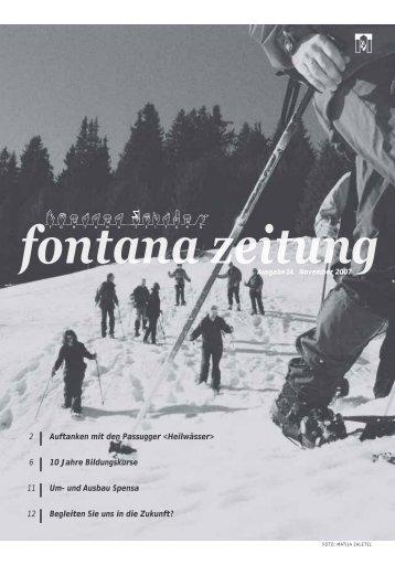 nj ^g`q`m rd` fg`di - Fontana Passugg