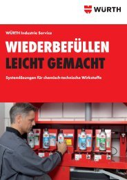 Refillomat - Würth Industrie Service GmbH & Co. KG
