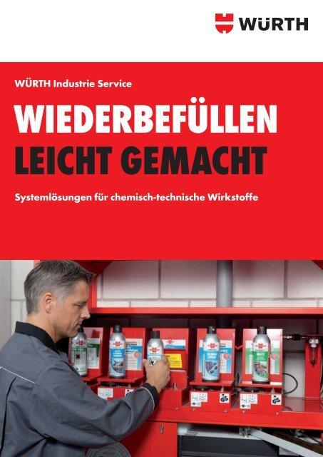 Refillomat - Würth Industrie Service GmbH & Co. KG