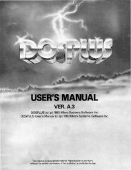 user's manual ver. a.3 - 400 Bad Request