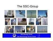 SSC Windenergy Service