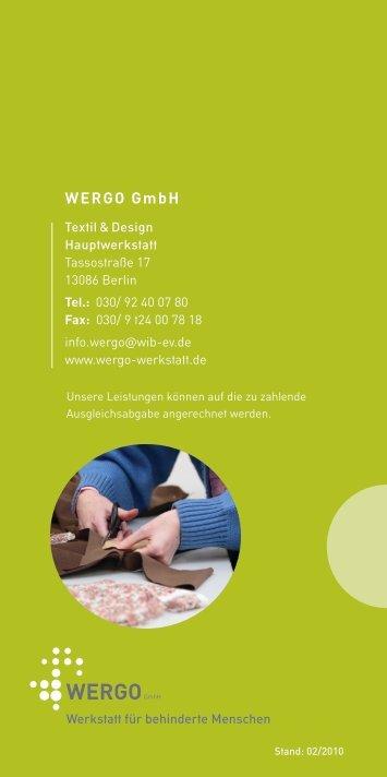 WERGO GmbH - WIB