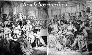 Besök hos musiken