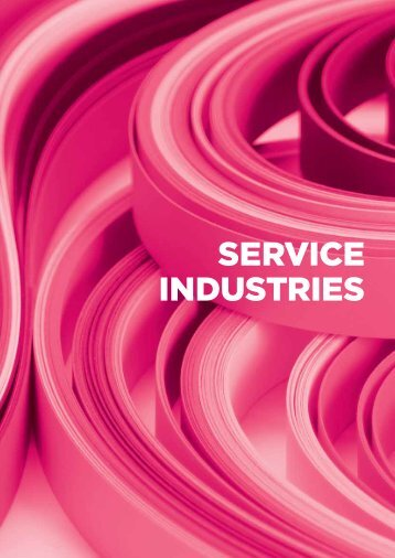 service industries - City & Guilds