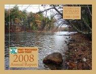 2008 Conservation - West Wisconsin Land Trust