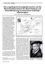 Das erzgebirgische Kunstgrabensystem und die ... - RDB eV